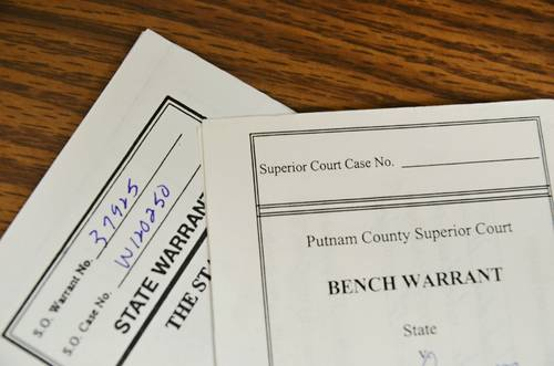 Bench Warrants - Indiana County Pennsylvania